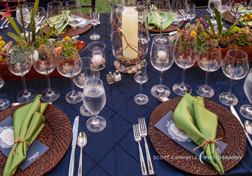 Corporate Wine Dinner at The Perry House