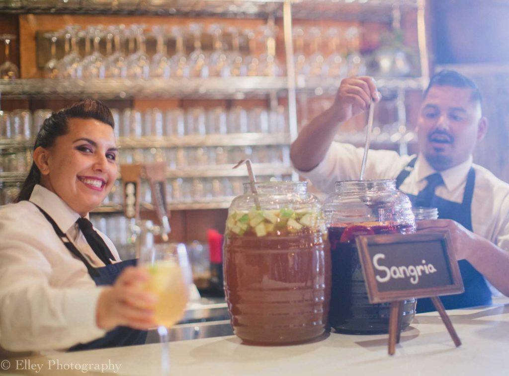 Inside Bar at Cooper Molera Barns Special Events Venue
