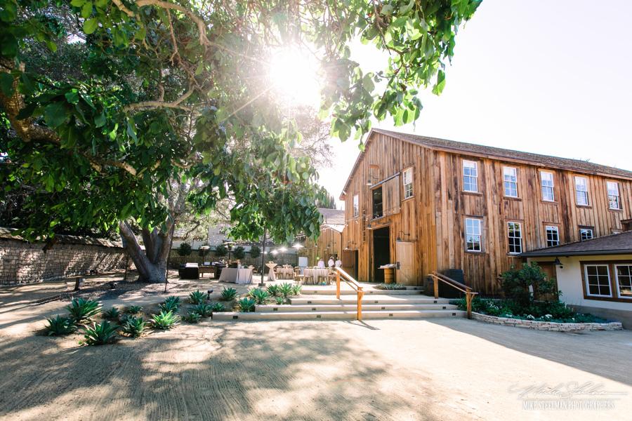 Barns at Cooper Molera Barns Monterey