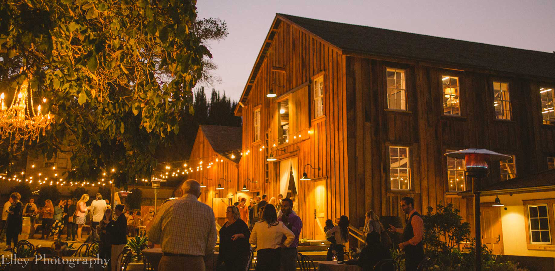 Corporate Reception at The Barns