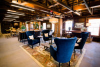 Corporate VIP Loft for Special Events at The Cooper Molera Barns