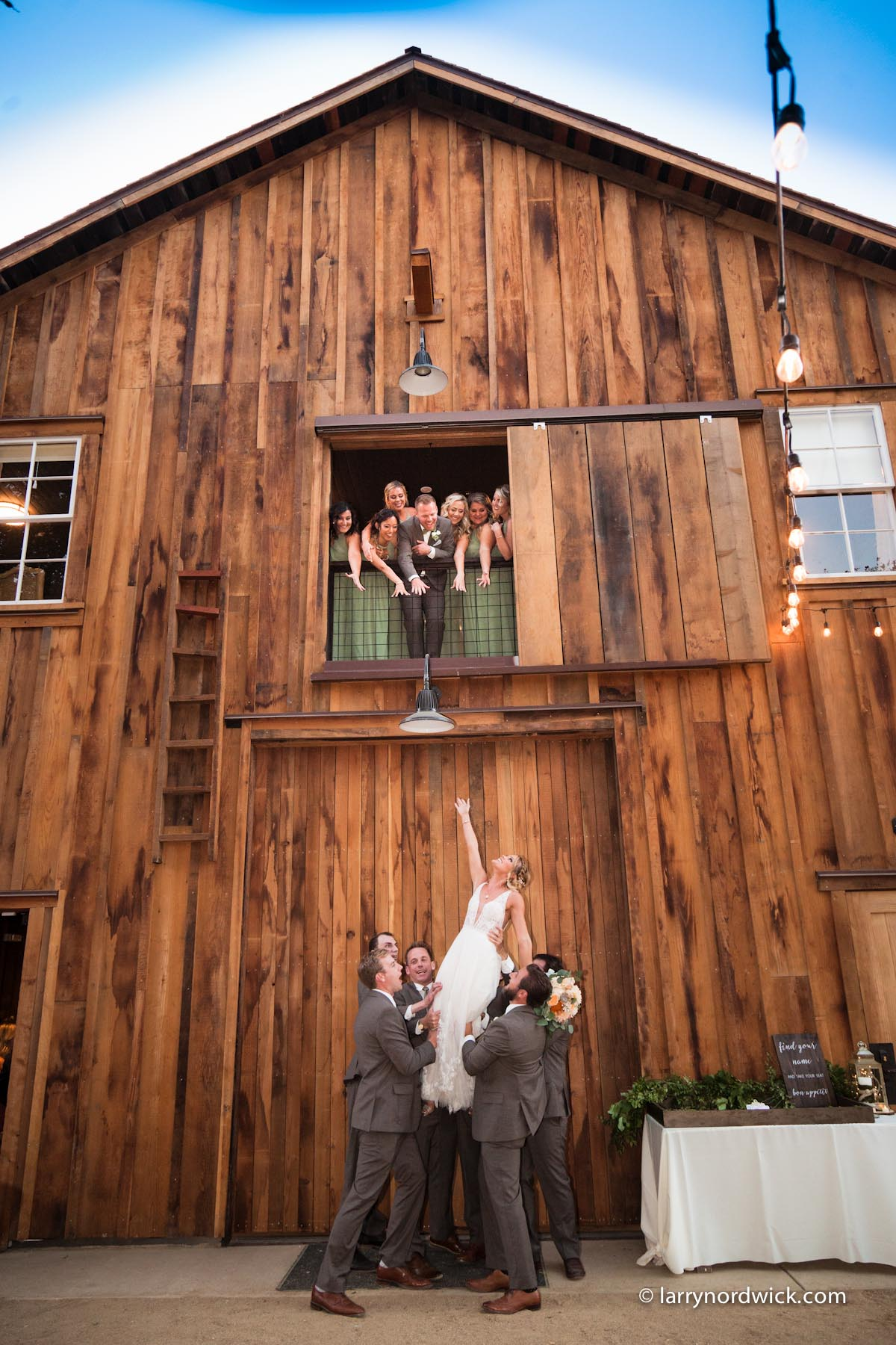 The Barns at Cooper Molera Wedding Venue