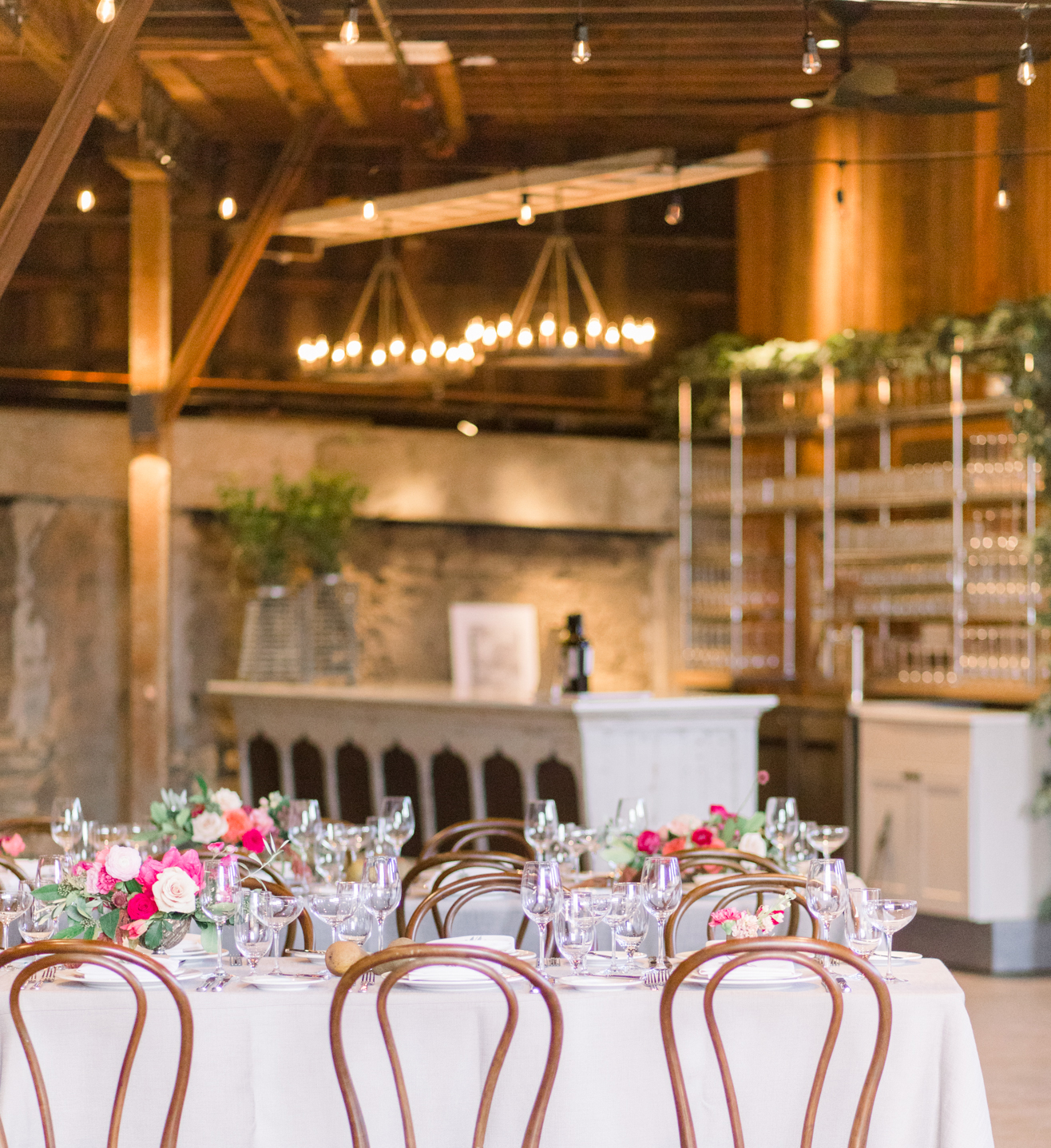 Bar Area in Cooper Molera Barns - De Joy Photography
