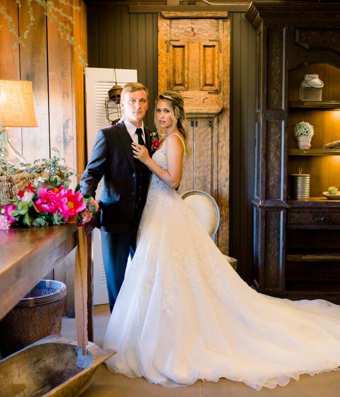 Barns at Cooper Molera Downtown Wedding Venue
