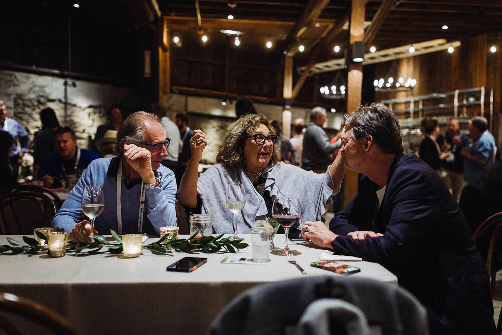 Barns Corporate Event in Monterey CA